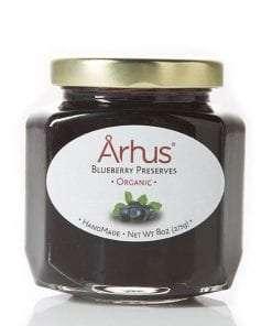 Organic blueberry preserves by Århus