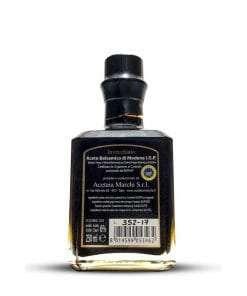 Aceto - Balsamic Vinegar Of Modena (back)