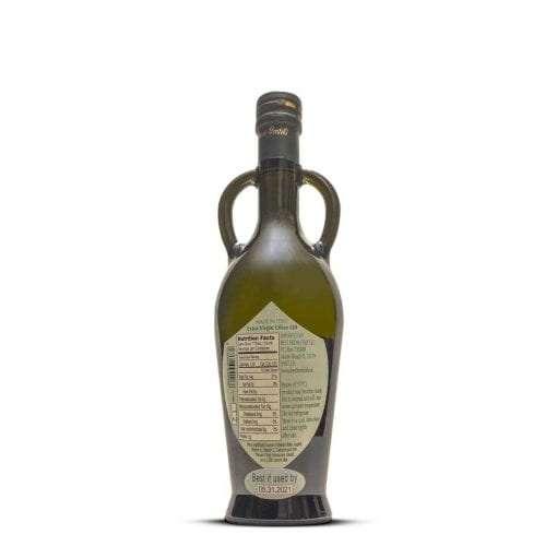 Extra Virgin Olive Oil-back