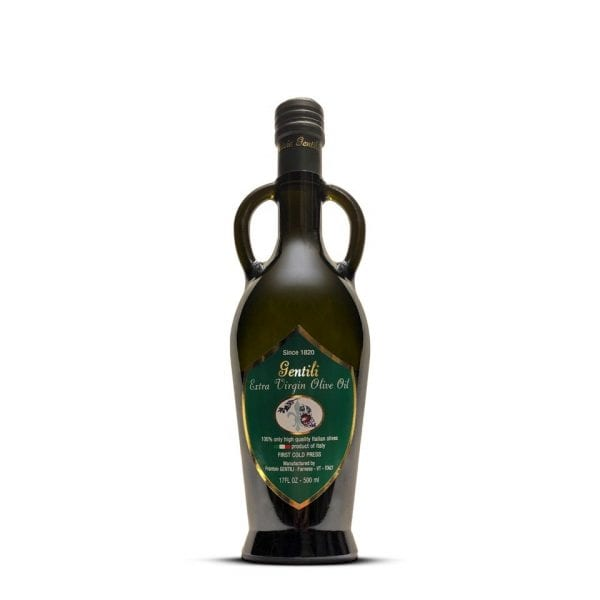 Extra Virgin Olive Oil-front