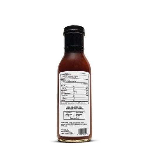 No Sugar Added Ketchup from Århus Foods