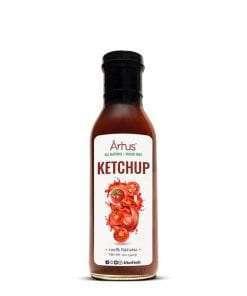 Ketchup No Sugar Added (Free Sugar))