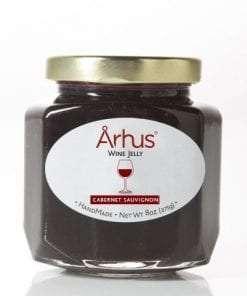 Wine Jelly Cabernet Sauvignon by Århus Foods (non-acoholic)