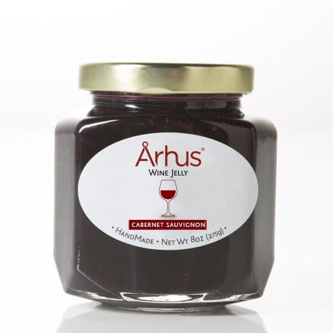Wine Jelly Cabernet Sauvignon by Århus Foods (non-acoholic)