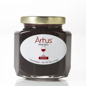 Wine Jelly Merlot by Århus Foods