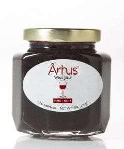 Wine Jelly Pinot Noir by Århus Foods