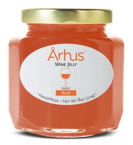 Wine Jelly Rose by Århus Foods