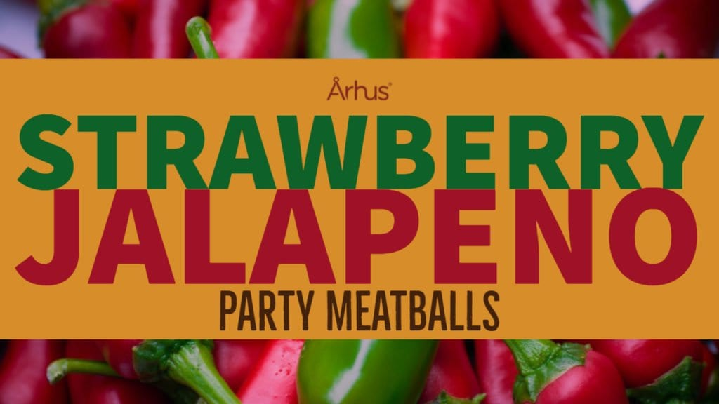 Århus meatballs recipe