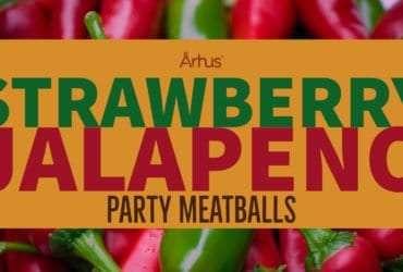 Arhus meatballs recipe